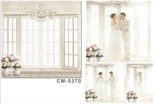 Branco vinil janela interior photo studio fundos para crianças recém-nascidas fotografia de retrato de casamento cenários fotográficos