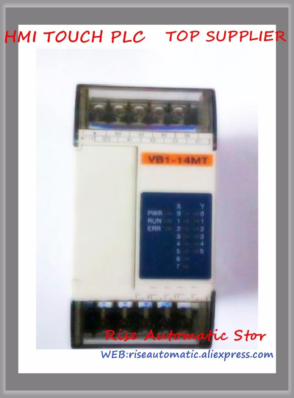 VB1-14MT-D New Original PLC 24VDC 8 point 24VDC transistor 6 point Main Unit VB1-14MT-D New Original PLC 24VDC 8 point 24VDC transistor 6 point Main Unit