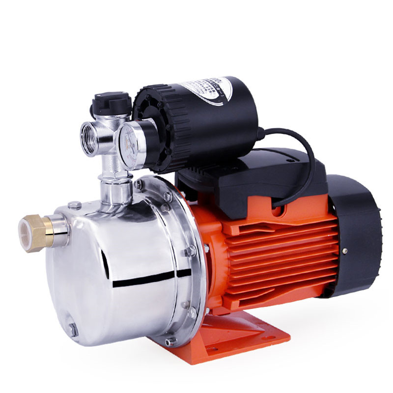 Household tap water pressure automatic silent jet pump 220V Stainless steel self priming Booster pump Mute
