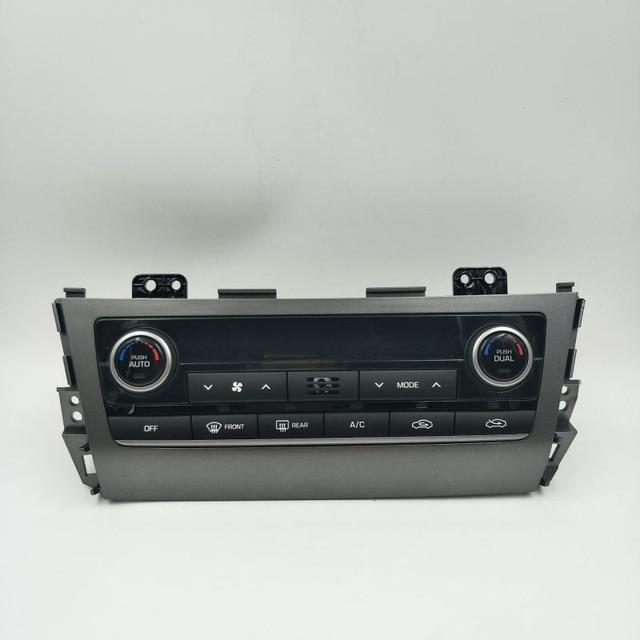 For Hyundai MISTRA air conditioning/ heating control panel manual ...
