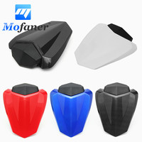 Mofaner Motorcycle ABS Plastic Rear Seat Cover Cowl For Yamaha YZF R1 2009 2014 BS1