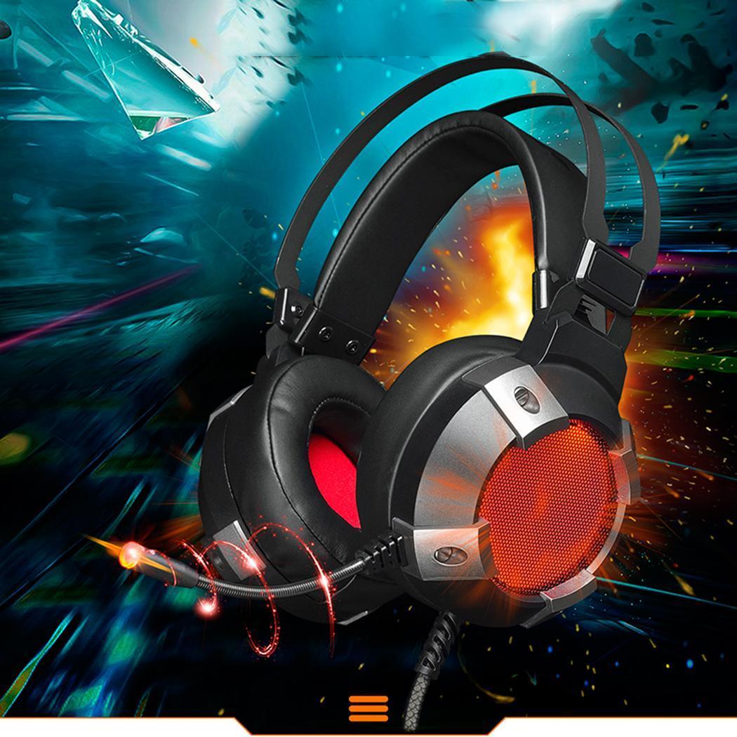 Suppression de bruit Gaming USB filaire stéréo oui décontracté, voyage, extérieur, etc casque écouteurs avec Microphone 32