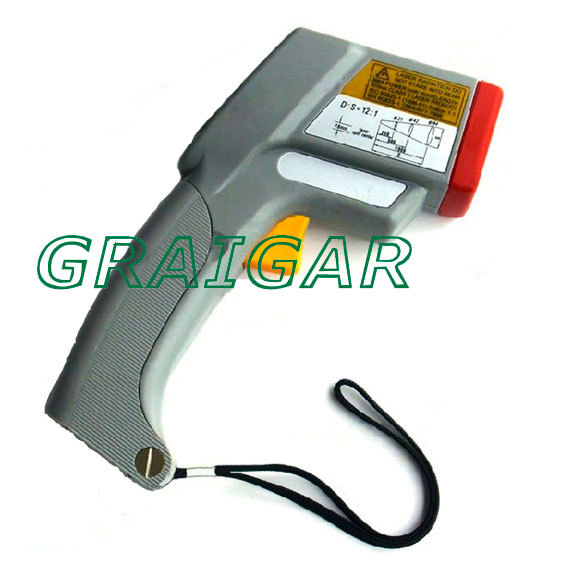 TES-1326S Infrared Laser Thermometer(-35-500C) 500c