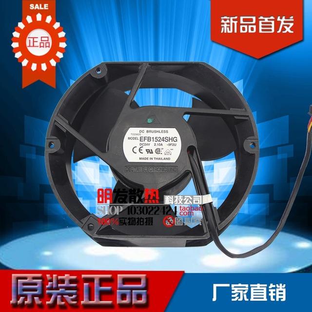 ABB inversor ACS510/550 nova marca genuína peças de reposição/ventilador/ventilador para 125A EFB1524SHG