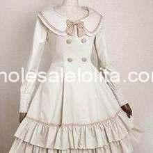 Хлопковое платье в стиле Лолиты с длинными рукавами; бальное платье в стиле Лолиты; 6XL; распродажа; платья для чаепития