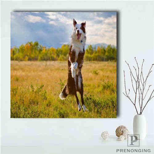 مخصص الكلاب-الألمانية-الراعي (1) @ المشارك Papel دي ماندالا الطباعة الملصقات قماش من الألياف جدار الفن لغرفة المعيشة ديكور #19-01- 14-43