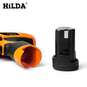 Image 3 - HILDA 12V Akku säbelsäge Holz Schneiden Sah Elektrische Sägen Mit Sägeblätter Holzbearbeitung Cutter