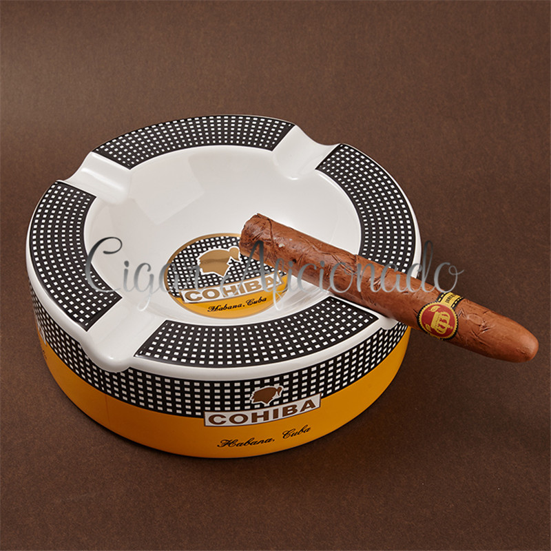 Make Your Own Cigar Ashtray