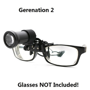 Image 4 - Headlight for Dental Loupe Binocular Surgical Magnifier Dentist Magnifying Glass LED Head Lamp Light 3W/5W Headlamp Lighting