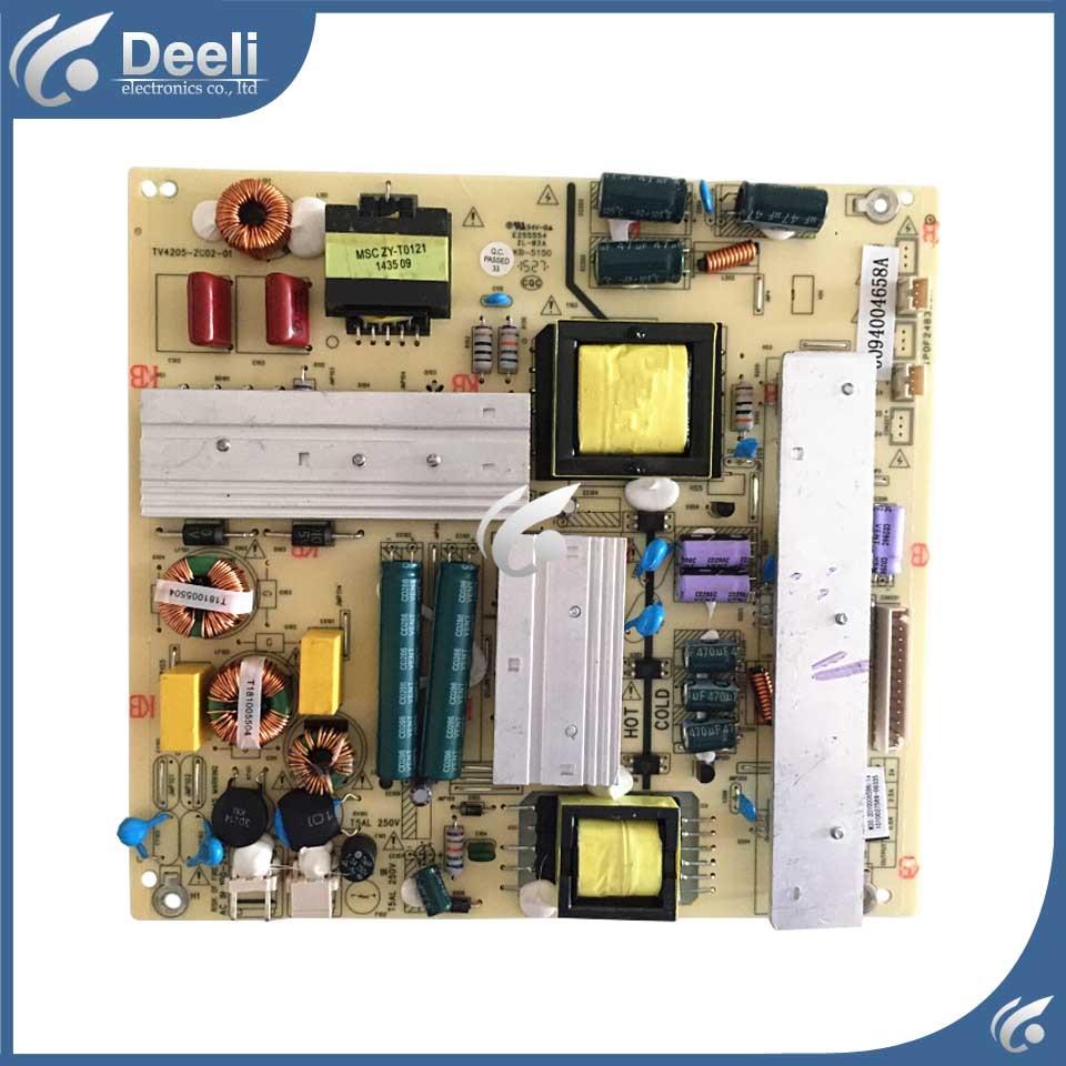 цена на 90% New original for power board TV4205-ZC02-01 KB-5150 good working
