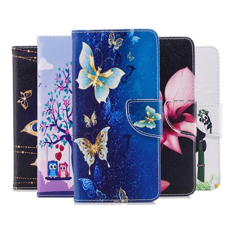 6.26'' Honor 8C BKK-L21 Case Funda Huawei Honor 8C Case PU Flip Wallet Cover for Huawei Honor C8 Case Honor8C 8 C Smartphone