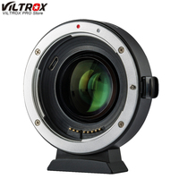 Viltrox EF EOS M2 AF Auto focus EXIF 0.71X Reduce Speed Booster Lens Adapter Turbo for Canon EF lens to EOS M5 M6 M50 Camera