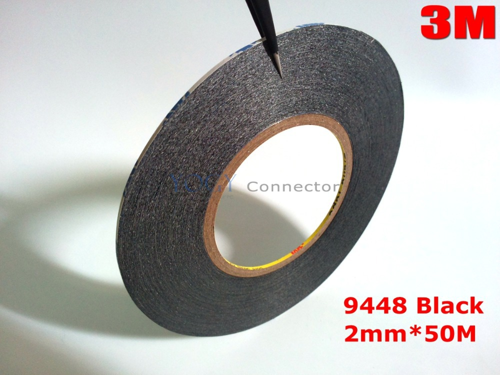 1ROLL 6mm*50M 9448 Double Adhesive Tape Sticky FOR Phone LCD Touch Panel Repair