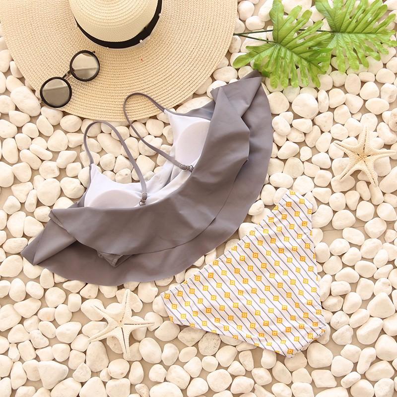 Swimwear Women Swimsuit Push Up Swimwear Female 19 Sexy Bandeau Bikini Ladies Brazilian Beach Bathing Suit bandage Bikini Set 17