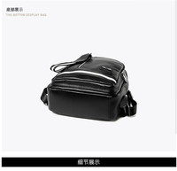 1 color backpack 2019 new casual top layer leather shoulder bag female TOM19031904 190416 lao