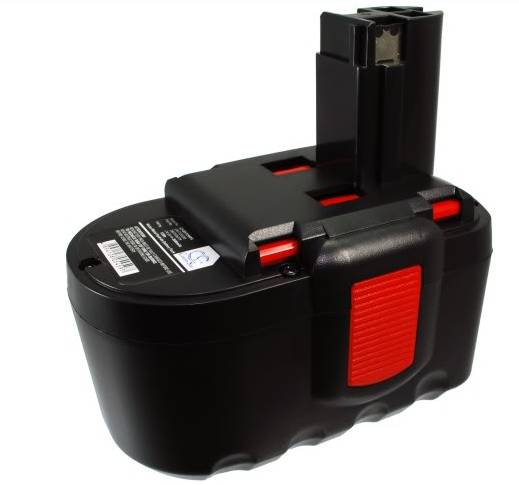 for BOSCH 24V 2500mAh power tool battery Ni cd 52324B BACCS24V GBH-24V GBH24VF GCM24V GKG24V GKS24V GLI24V GMC24V GSA24V GSA24VE for bosch 24v 3000mah power tool battery ni cd 52324b baccs24v gbh 24v gbh24vf gcm24v gkg24v gks24v gli24v gmc24v gsa24v gsa24ve