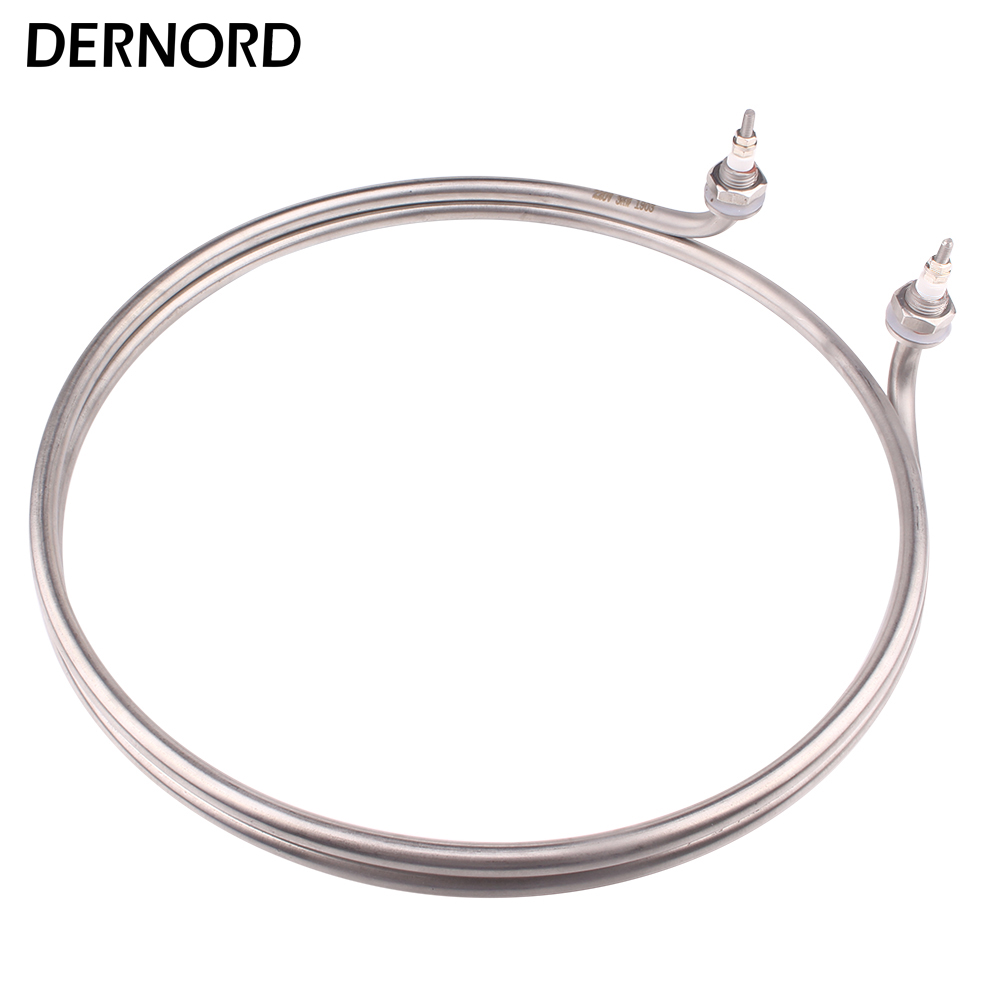 220v 3kw M16 Screw In ULWD Stainless Steel Electric Round Type Immersion Water Heating Element for