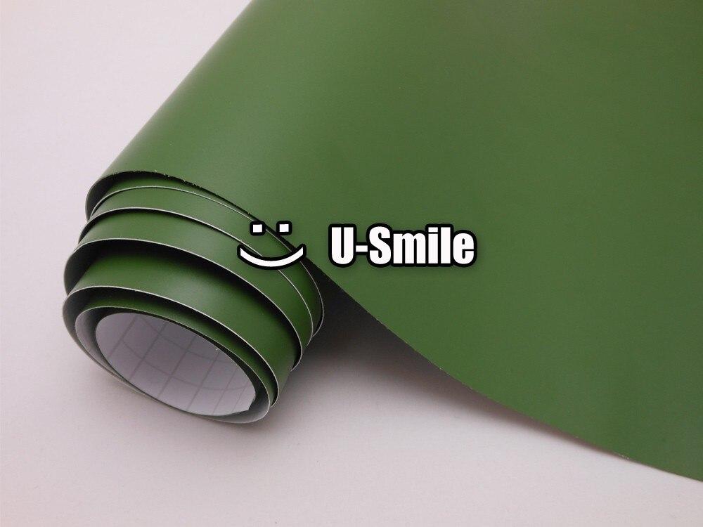 Matte-Military-Green-Vinyl-Wrap-03