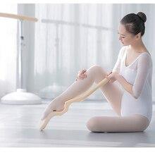 Балетное приспособление для растяжки ног Импортные высококачественные бревна балет латинский балет принадлежности для упражнений балетный танец подъем формирующие инструменты