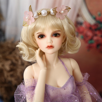 Doll BJD Weigert 1/4 Fashion Toys for Girls Toy Girl Mini Baby Jointed Dolls 1