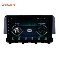 Seicane Android 8.1 2din Car Radio Stereo Video Player For Honda Civic 2016 support Carplay DVR OBD Rearview camera SWC Wifi