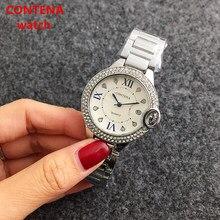 Top das Mulheres Assistir À Prova D' Água Completa Liga Senhoras Assistiu relógios Moda Casual Relógio de Pulso de Quartzo Das Mulheres do Sexo Feminino