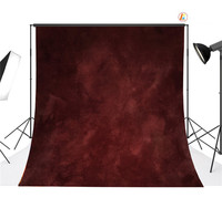Photography Backdrops Vinyl Photo Backgrounds Dream Red Solid Color Baby Wedding Backdrop For Photo Studio Photobooth Props