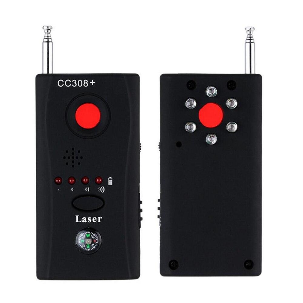 CC308 + Mini Anti Spy Draadloze Radio Wave Signaal RF GSM Device ...