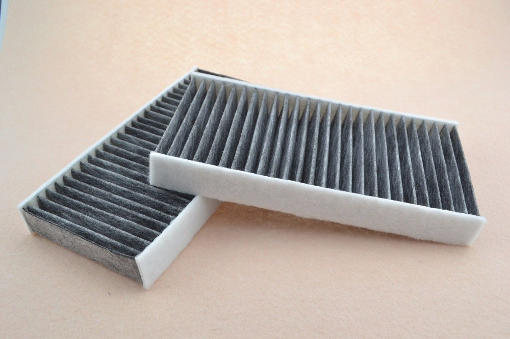 BBQ@FUKA OEM Quality Cabin Air Filter fit for Honda Civic/CR-V/Element/Insight Acura RSX OE 80292-S5D-A01 Car Accessary