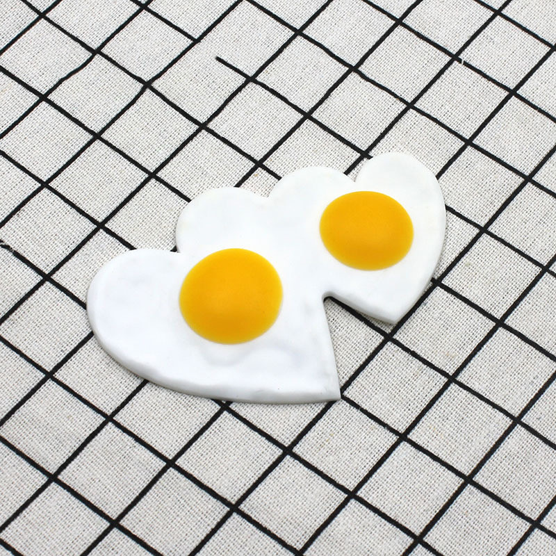 Pretend Toy Egg Kitchen Food Play Food Simulation Fruits Vegetables Children Dollhouse Decoration Children Toy Fun Kitchen Toys