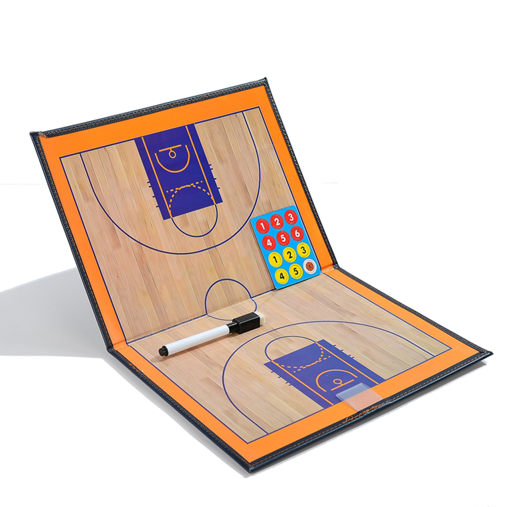 Neue Professionelle Basketball Strategie-brettspiel-hersteller Taktik Bord basketball Coaching Bord luxus Version von...