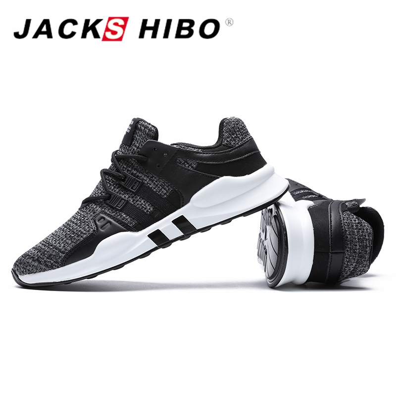 JACKSHIBO Mode Hommes Chaussures Sneakers Casual Confortable - Chaussures pour hommes - Photo 3