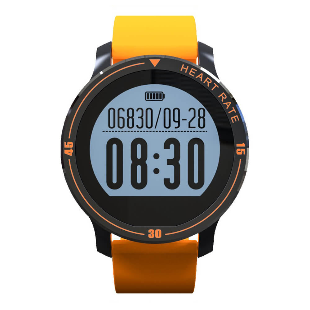 MAKIBES AEROBIC A1 SMART SPORTS WATCH BLUETOOTH DYNAMIC HEART RATE MONITOR SMARTWATCH S200 231407 4