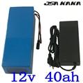 Frais de douane gratuits 350 W 12 V 40AH li-ion batterie 12 V 40000 MAH batterie au Lithium pour 12 V 3 S batterie de vélo électrique 12.6 V 5A chargeur