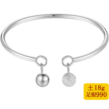 2020 Rushed Hot Sale Women No Bangle Beads Bracelet Plain Simple Fashion Mr Act The Role Of Sweet And Delicate Ornaments