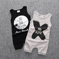 A Roupa do bebê Macacão Para O Menino Da Menina Roupas Para Crianças Infantis Macacão Sleepwear Ternos Pijamas de Verão Conjunto de Roupas de Bebê