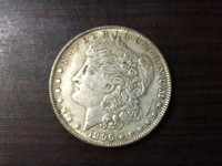 1896-s United States Morgan one Dollar free shipping Nice Coin Exact Copy