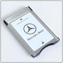 Genuine PCMCIA TO SD PC CARD ADAPTER Suport SDHC for Mercedes-Benz 6-7-82-3974 Support SDHC 32GB GLK/SLK/CLS/E/C Class