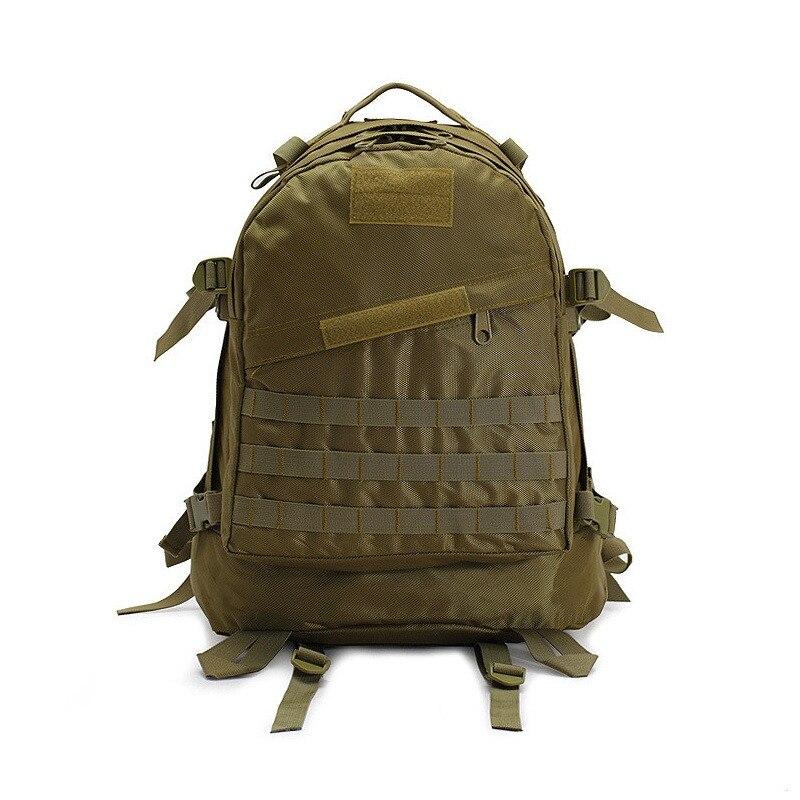 Prix pour Armée 40L Sport Sac 45*35*15 cm Sac À Dos Étanche Camping Chasse Sac Durable Nylon Molle Sac À Dos 9 couleurs Militaire Bug Out Sac