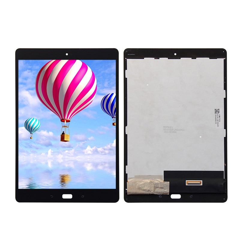For ASUS ZenPad 3S 10 Z500M P027 Z500KL P001 LCD Display Matrix Touch Screen Digitizer Sensor Tablet PC Parts Assembly srjtek for huawei mediapad t1 8 0 3g s8 701u honor pad t1 s8 701 touch screen digitizer lcd display matrix tablet pc assembly