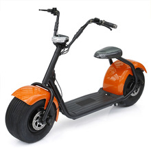 Cost effective seev citycoco harley style haley 60v motorcycle electric mobility scooter