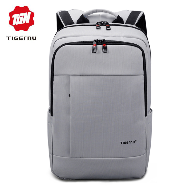 f53a7f7cf8 Tigernu Waterproof 15.6laptop Backpack Laptop Bag Men s Summer Bags  Backpacks Capacity Black Backpack Men Unisex Women Backpack