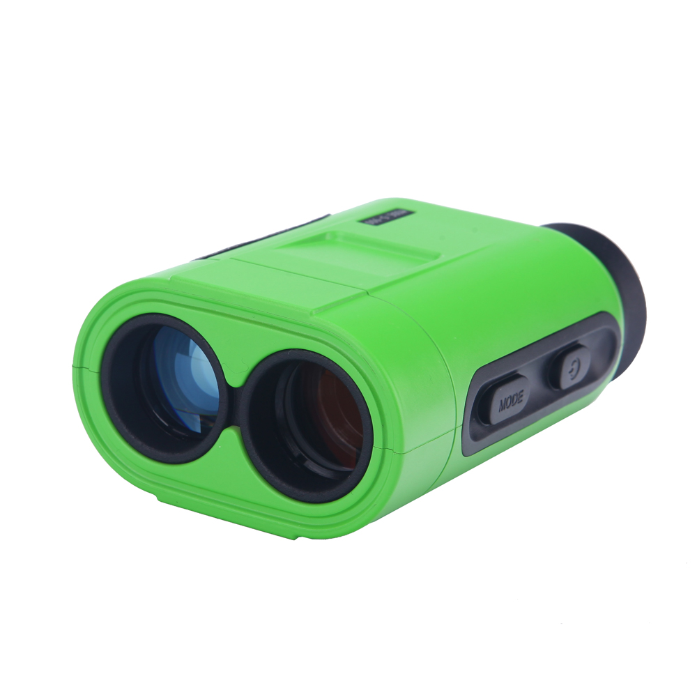 900m high accuracy Telescope Rangefinder Monocular Range Finder for Golf Hunting Measurer Multifunctional Laser Distance Meter 1200m hunting monocular telescope golf laser range distance meter rangefinder range finder with angle height speed measurement