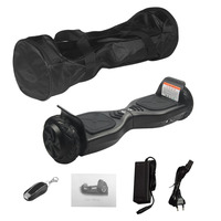 Self Balance Scooters Electric Skateboard 350w*2 Gyroscooter 6.5 Inch Two Wheel Bluetooth Hoverboard with Bag Top Sale