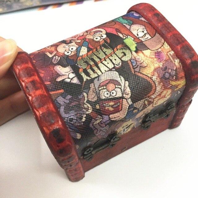 Брошка Диппер Гравити Фолз в подарочной шкатулке 2