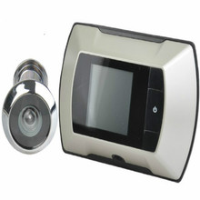 Peephole Viewer Door Eye Doorbell Video-eye Peephole Camera Door Peephole Viewer mini digital video camera(China)