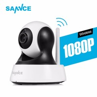 SANNCE 900TVL High Resolution CCTV Camera IR Cut 24Led Hour Day Night Vision IP66 Outdoor Bullet