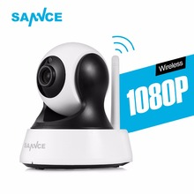 SANNCE 720P 1080P HD CCTV IP Camera IR Cut Day/Night Vision P2P Indoor Wireless wifi Security Camera Baby Surveillance Monitor