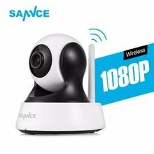 Sannce 720 P 1080 P HD IP CCTV Камера ИК-День/Ночное видение P2P indoor Беспроводной Wi-Fi безопасности Камера для наблюдения Мониторы