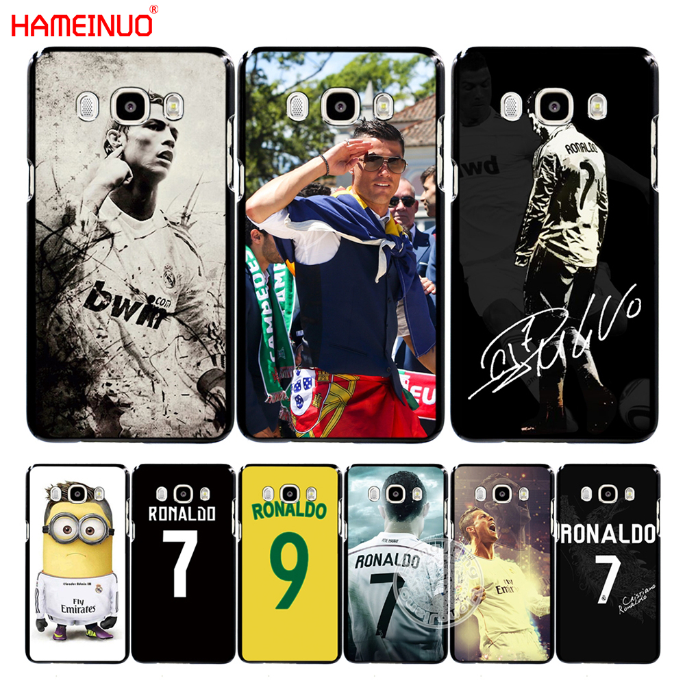 HAMEINUO Cool Cristiano Ronaldo CR7 cover phone case for Samsung Galaxy J1 J2 J3 J5 J7 MINI ACE 2016 2015